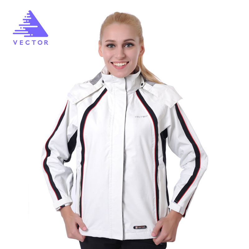 VECTOR Outdoor Jacket Women Windproof Waterproof Jacket Female Camping Hiking Jackets Rain Windstopper Windbreaker  60013<br><br>Aliexpress