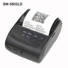 Free SDK Wireless Android Bluetooth Thermal Printer 58mm Mini Bluetooth Thermal Receipt Printer - Bluetooth Android(China)
