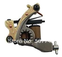 Top Quality Cast Irontattoo electric coil machine Tattoo Machine Liner and Shader free shipping