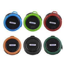 SIFREE Best Wireless Bluetooth Speaker Waterproof Portable Outdoor Mini Loudspeaker Speaker Design For IOS Andriod Phone(China)