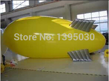 4M/13ft Airship Inflatable Advertising Blimp for Event Zeppelin OEM Inflatable