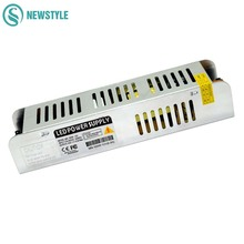 LED Driver DC12V LED Power Supply 60W 100W 150W 200W 300W Lighting Transformers AC100-240V to DC12V Power adaptor for LED Strip