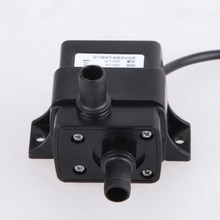 Low Consumption DC12V 3m 240L/H Ultra Quiet Brushless Motor Submersible Pool  Long Working Life Water Pump