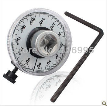 Free shipping Angle torque gauge torque wrench torque table<br>