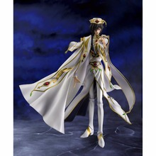 Code Geass R2 Lelouch Lamperouge Britannia Knight of Zero Emperor Ver 27CM PVC Action Figure Resin Collection Model Toy Gifts
