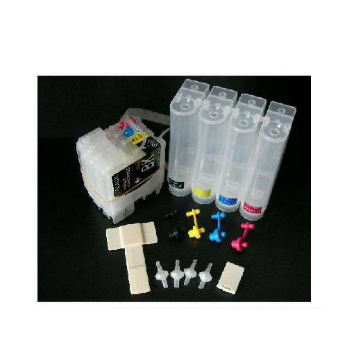 1set for Brother LC38 Continuous Ink System for Brother 165c 145c 185c 790cw 990cw<br><br>Aliexpress