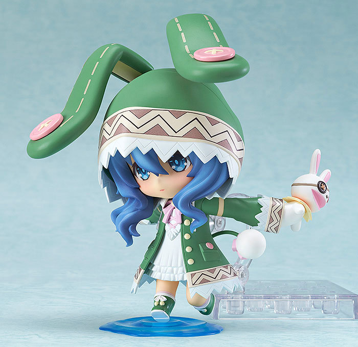 Anime Cute Nendoroid 4 Date A Live Yoshino PVC Action Figure Collection Model Baby Toys Brinquedos C0A56<br><br>Aliexpress