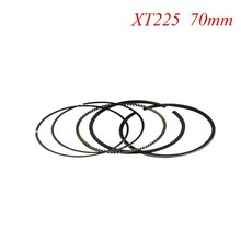 Motorcycle Piston Rings Set For Yamaha XT225 XT 225 (STD) Standard Bore Size 70mm NEW