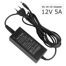 RC Balance Charger DC 12V 5A Converter Power Adapter Supply Adaptor For Quadcopter Drone Parts IMAX B6 Mimi Imax B6AC&Laptop