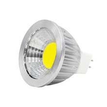 LED Spotlights Bulbs lamps MR16 3w 5w 12v G5.3 Replace the metal halide lamp 12V DC  Warm white
