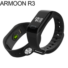 Buy Smart Band R3 Heart Rate Smart Bracelet Sleep Monitor Fitness Tracker Blood Pressure Activity Tracker Smartband VS mi band 2 3 for $13.97 in AliExpress store