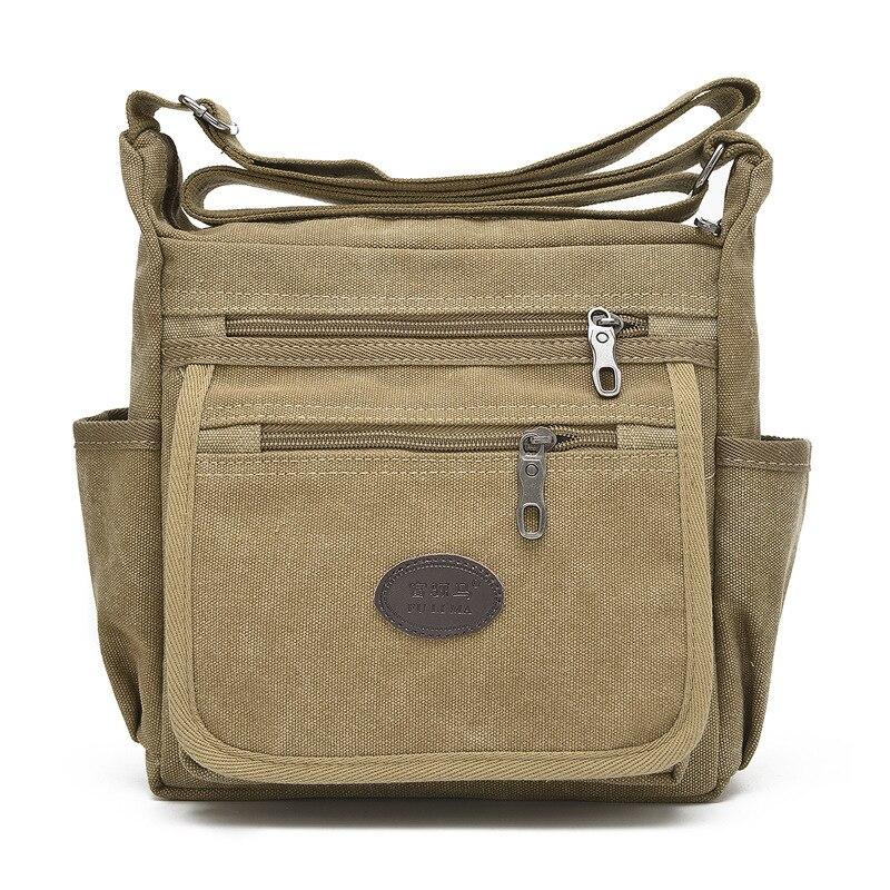 Men Casual Canvas Handbags Bags Crossbody Mens Shoulder Bags Male Crossbody Messenger Bags Military Travel Bags Business Bolsas<br><br>Aliexpress