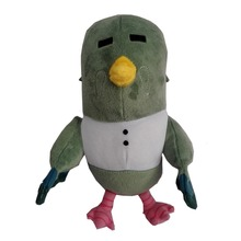 Animal Crossing New Leaf Brewster Master 20cm Plush Toy(China)