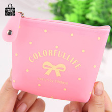 Buy RoseDiary 4 color Candy color bow jelly silicone coin purses child girl&student women change purse,lady zero wallets,coin bag for $1.31 in AliExpress store
