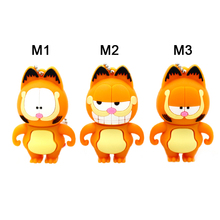 pendrive 4GB 8GB 16GB 32GB cartoon Garfield Model USB flash drive pen drive usb 2.0 Pen memory U disk flash card free shipping