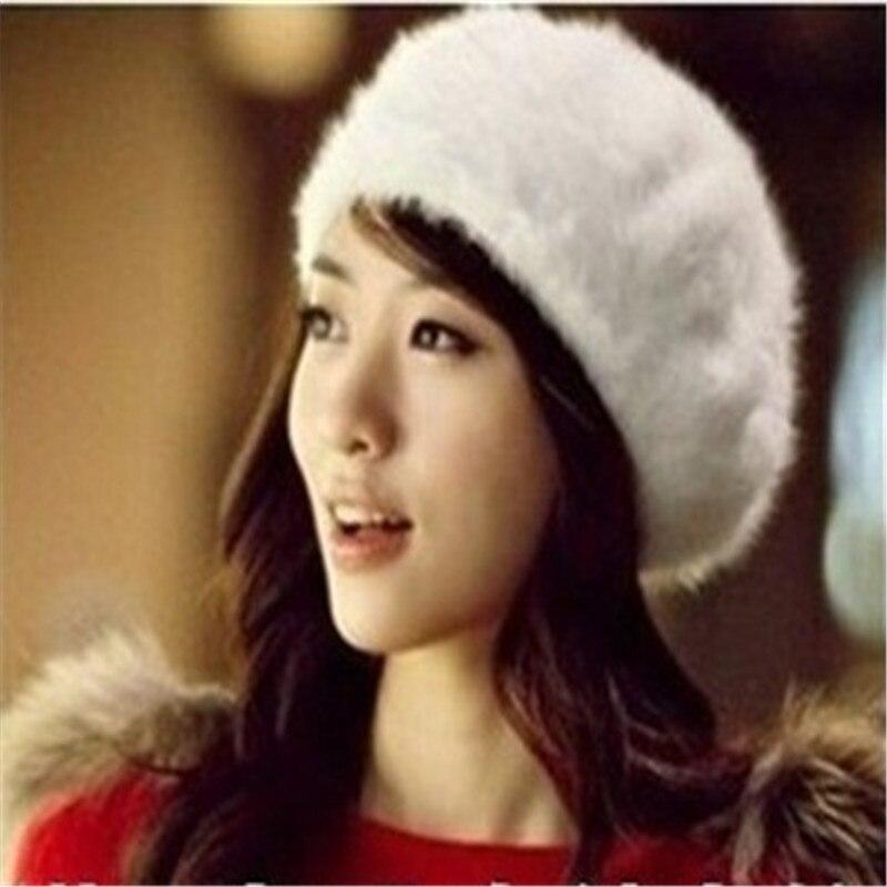 Beanies Women Winter Plush Warm Rabbit Hat Caps Girls SkulliesОдежда и ак�е��уары<br><br><br>Aliexpress