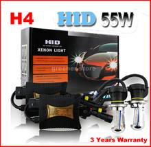 SPEVERT 55W Dual High Low Beam Xenon HID Kit H4/9003 XENON HID CONVERSION KIT 3K 4300K 5000K 6000K 8000K 10K 12K Bulbs Ballast
