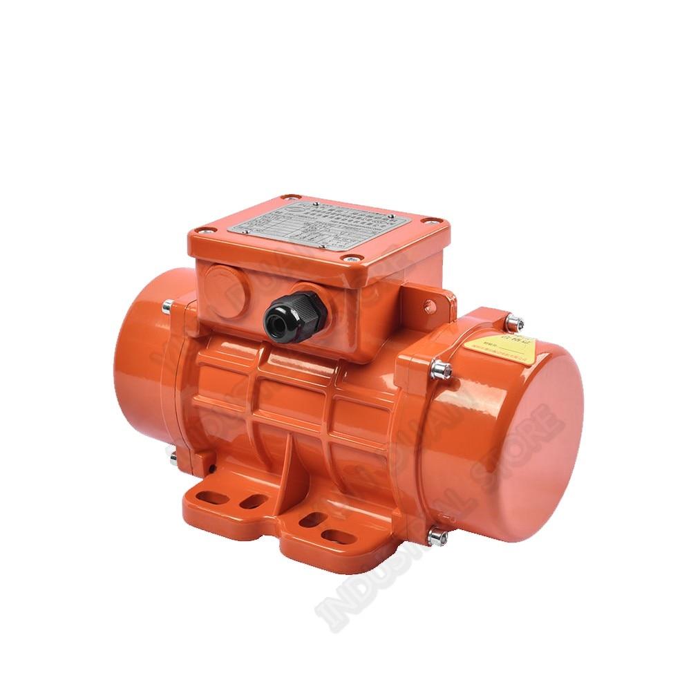 3600rpm 30W-100W Vibration Vibrator AC110V 1ph Vibrating Asynchronous Motor