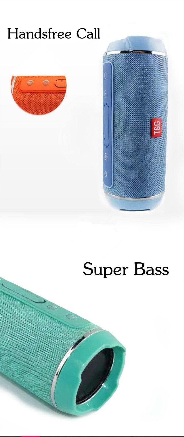 jbl Wireless Bluetooth SpeakerS Portable Boom Box Outdoor HIFI Bass Column Speaker Subwoofer Sound Box with FM Radio TF (19)