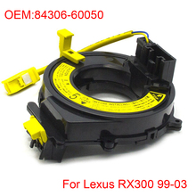 Car replacement parts SPIRAL CABLE CLOCK SPRING AIRBAG For Lexus RX300 99-03 OEM 84306-60050  8430660050