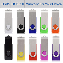 Removable Drive USB 2.0 Flash Drive 64GB Pendrive 32GB 16GB 8GB 4GB USB Disk Memory Stick Jump Pen Driver Storage Devices U305