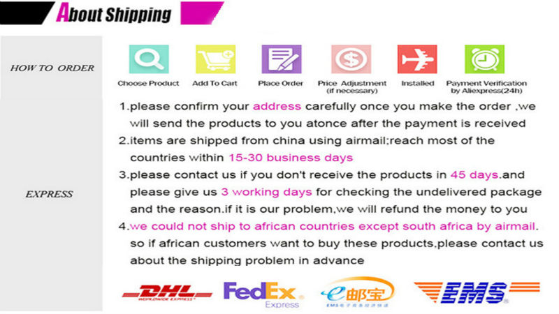 2About shipping