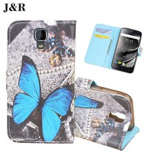 Brand J&R Wallet Case UHANS A101 A101S 5.0 inch Filp Leather Luxury Cover Phone Bags & Cases - TOP&CASE store
