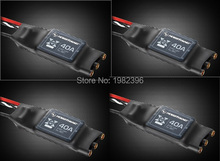 4 Pcs Original High Performance Hobbywing XRotor 40A ESC Asia-pacific Version for F550 650 680 Quadcopter(China)