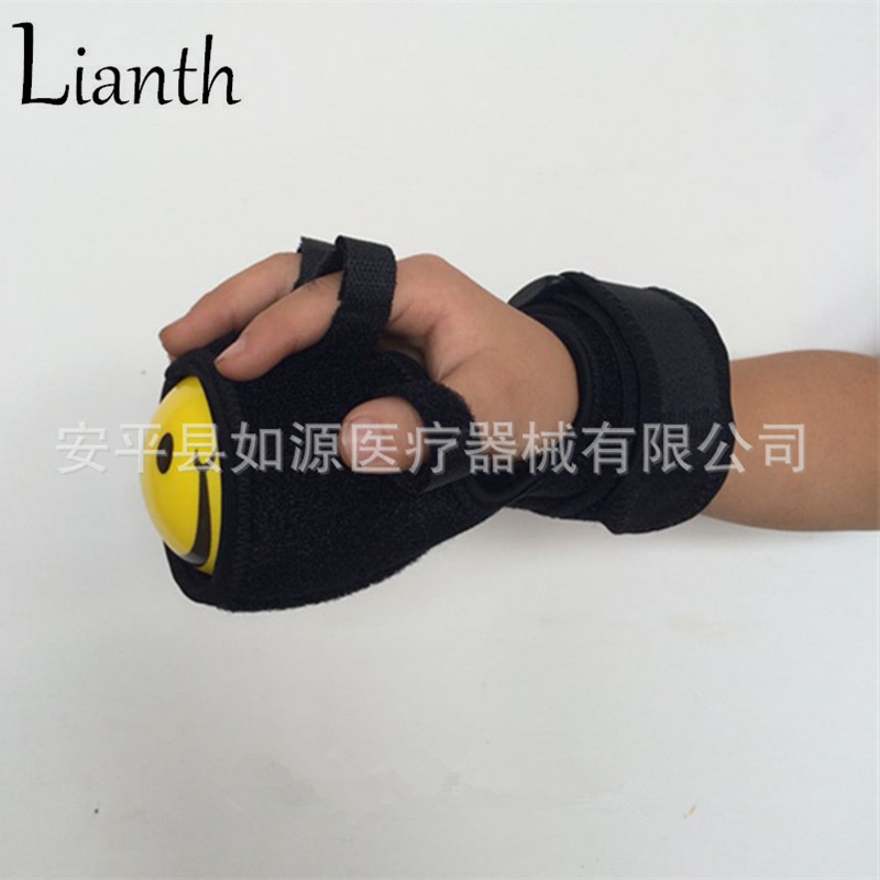 Children Finger grip Rehabilitation Training Finger Hemiplegia Finger Recovery Fisioterapia Equipment Training T157<br>