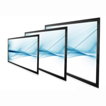 75 inch 6 points usb multi touch screen overlay kit touch frame aluminium frame for tv overlay touchscreen no glass