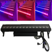 2pcs/Lot IP65 Led Wall Washer Light 14x30W RGB 3IN1 Led Wall Wash Lights Running Funtion Dmx Bar For Dj Disco Party Show(China)