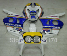 Hot Sales,Custom fairings Motorcycle kit For Honda CBR400RR NC29 90-98 CBR 400 RR 1990-1998 Rothmans Sport Bike Fairings cheap