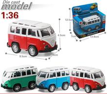 10pcs 1:64 DIE CAST Metal Car Kids Toys Vehicle Mini Alloy Metal Pull Back truck bus Model Car for Children Toy Juguetes