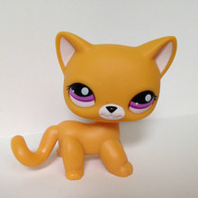 LITTLEST  Animals  PET  Short Hair  Collection  Figure For Girl  Boy Cat  DWA283