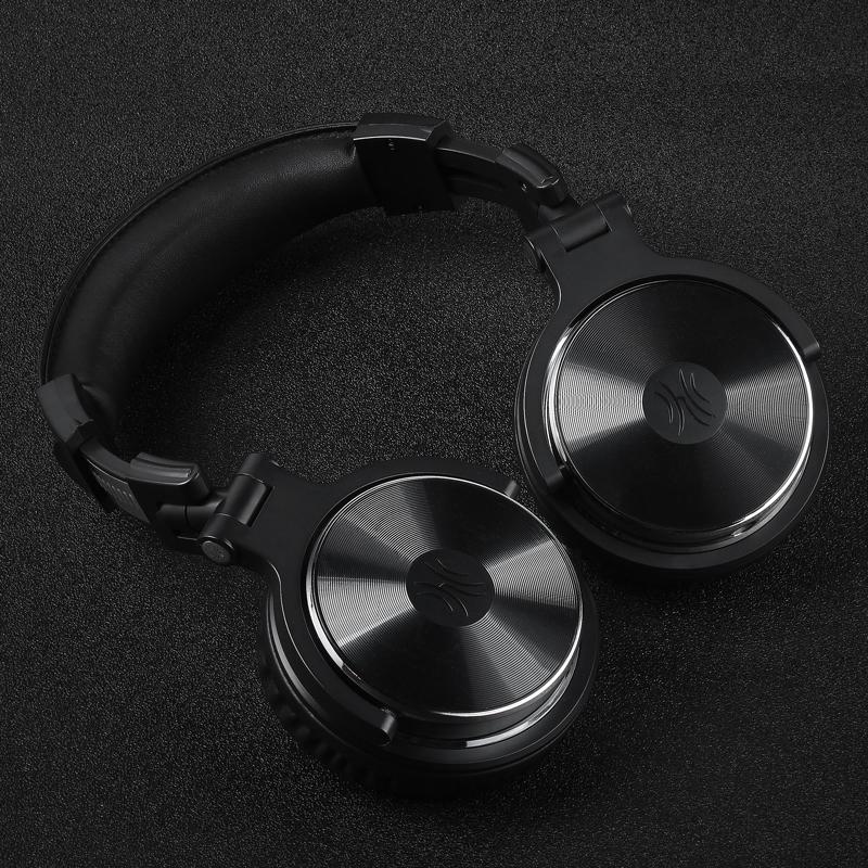 High Quality Wired DJ Headphones (1)