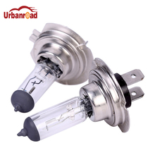 Urbanroad H7 Halogen Xenon Car Light Bulb Lamp Cars Light Bulbs H7 12V 55W Factory Price Car Styling Parking Free Shipping(China)