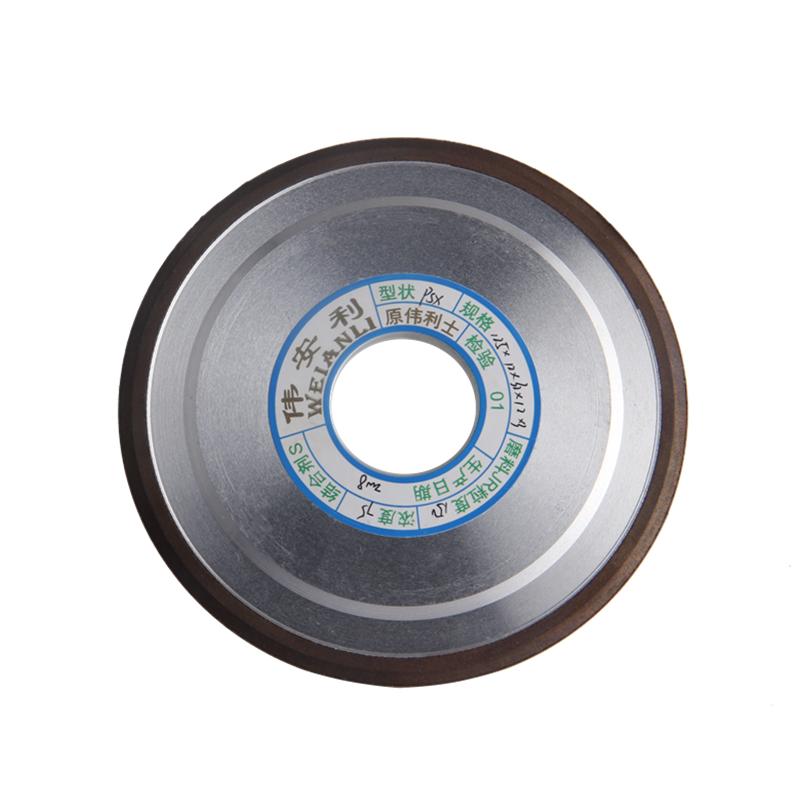 125*32*3mm Diamond Grinding Wheel Dish Grinding Wheels 150/180/240/320 Grain For Milling Cutter Power Tool Abrasive Tools 1pc<br><br>Aliexpress