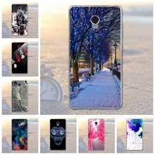 Phone Case for Lenovo Vibe P1 TPU Soft Back Cover Phone Case Silicone Cover Animal Scenery Print Case For Lenovo Vibe P1 5.5""