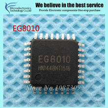 20PCS EG8010 LQFP32 pure sine wave inverter chip new original(China)
