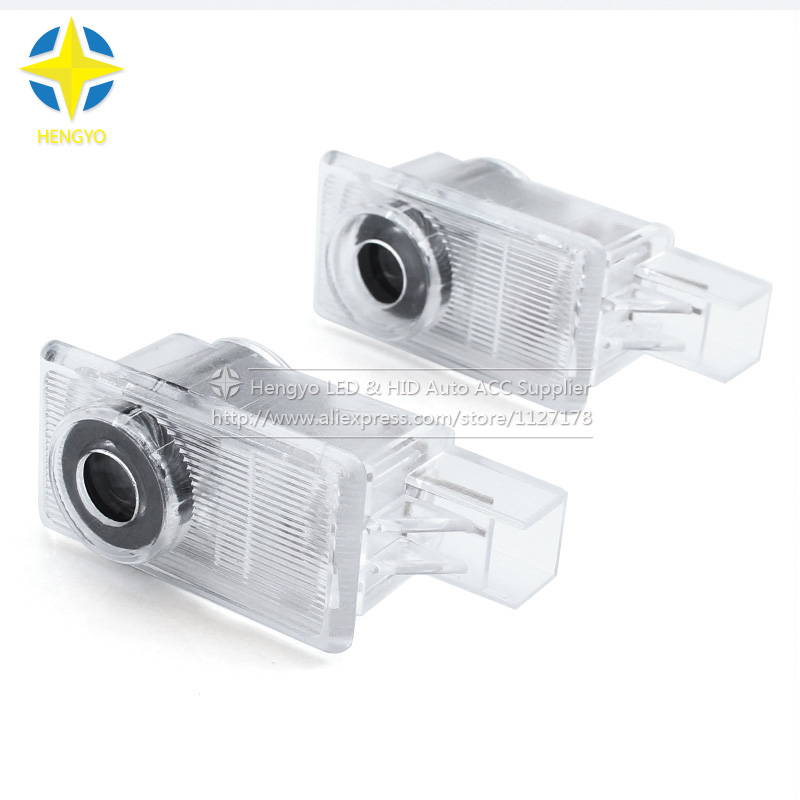 Pair Laser LED Door Courtesy projector Shadow Light For Volvo S60 XC90 XC60 V50 C70 V60 V40 S60L S80L<br><br>Aliexpress