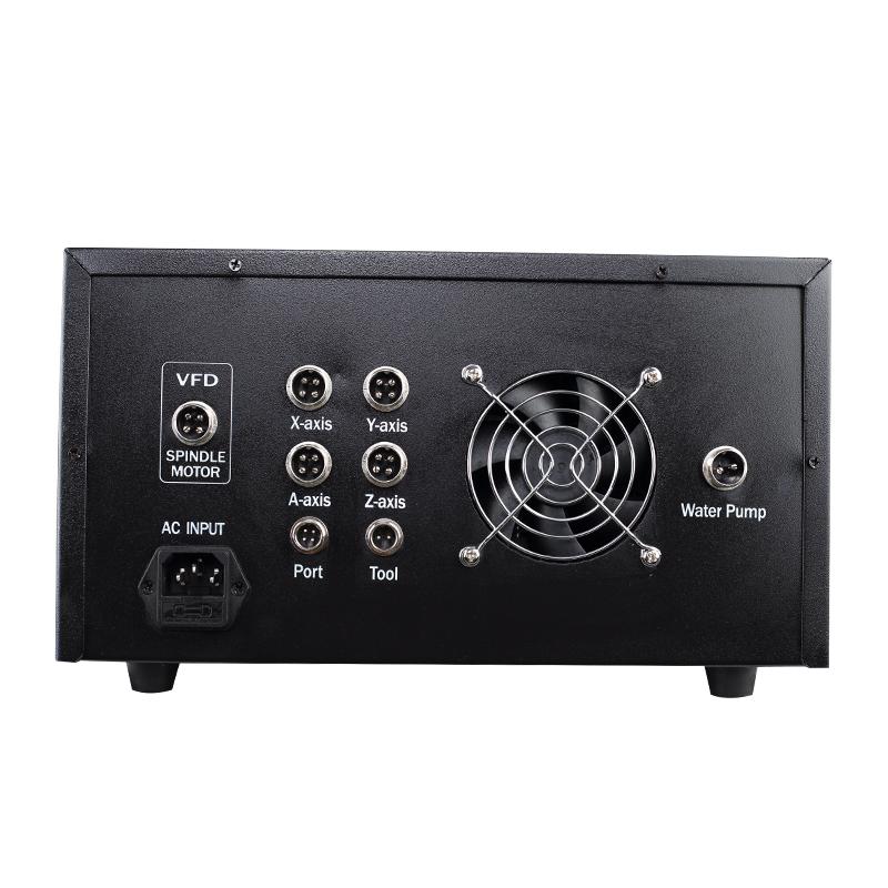 DSP control box2