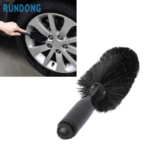 pretty Car Vehicle Motorcycle Wheel Tire Rim Scrub Brush Washing Cleaning Tool Cleaner M16