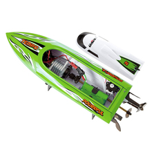 Buy New Udirc UDI002 Tempo Remote Control Boat Pools, Lakes Outdoor Adventure 2.4GHz High Speed Electric RC Green for $45.73 in AliExpress store