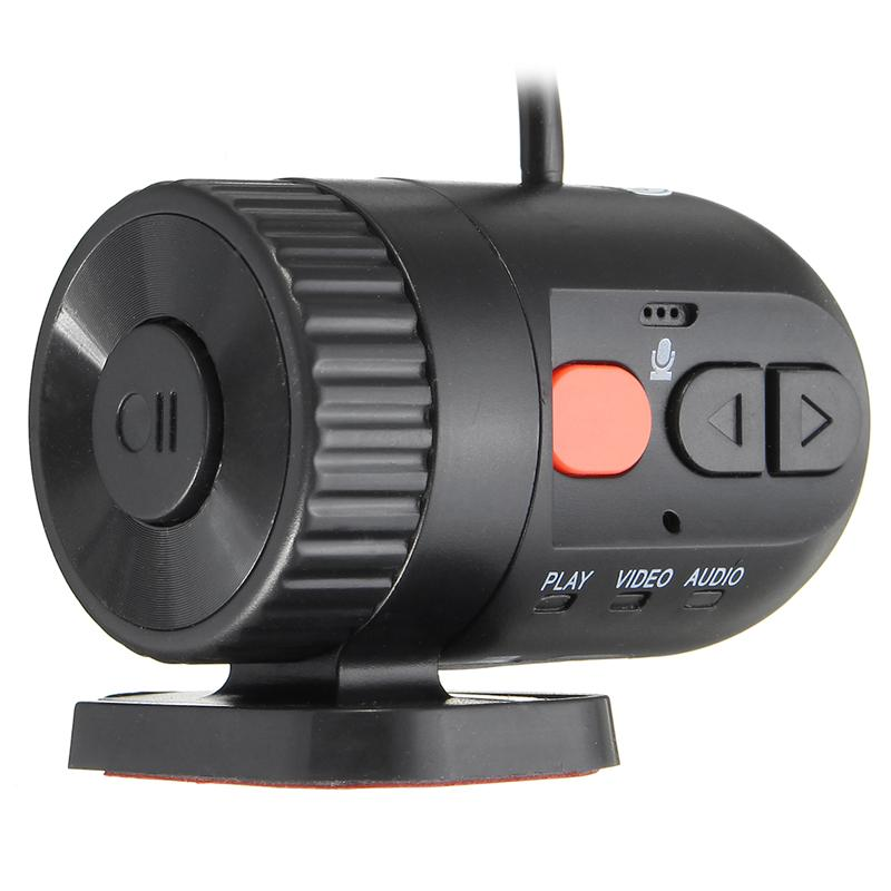 Mini 360 Degree Car 1080P DVR Camera Video Recorder Dash Cam Night Vision G-Sensor Camcorder 140 Degree 5