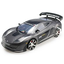 RC Car 1:10 High Speed Racing Car 2.4G Subaru 4 Wheel Drive Radio Control Sport Drift Racing Car Model electronic toy(China)
