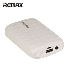 Remax Power Bank 10000mAh Portable Polymer Powerbank Backup Powers bateria externa External Battery Charger For All Moblie Phone(China)