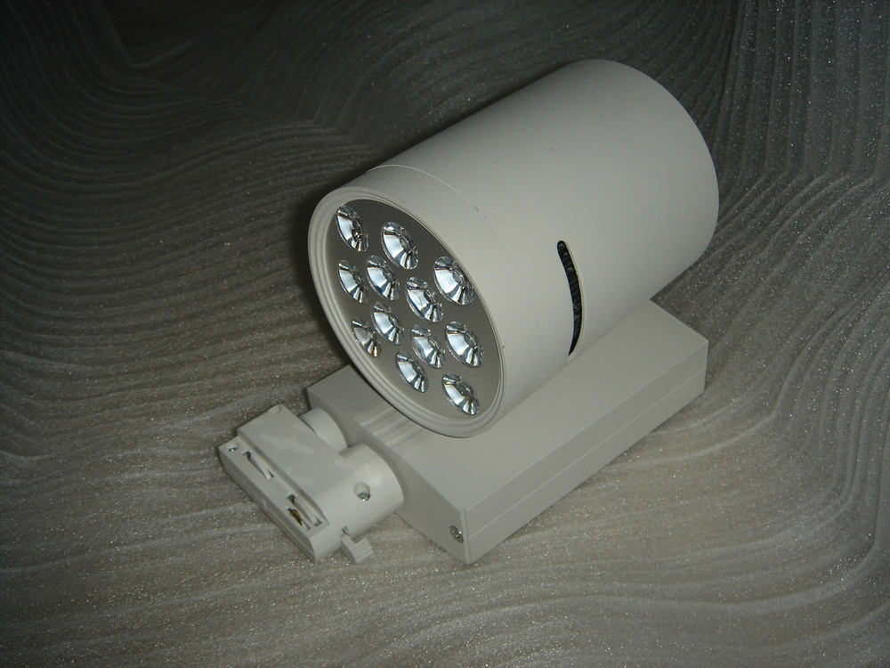 12W LED Track light,high power LED Spotlight,LED spotlight with integral dimmable power supply,SMTR-11-60<br>