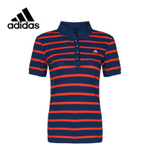 New Arrival 2017 Original Adidas W TC POLO1 Women's Tennis POLO shirt short sleeve Sportswear(China)