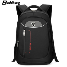 "Boshikang Men Backpack Business Oxford 15.6"" Men Laptop Bag Large Capacity New Travel Backpack College Student School Bags"