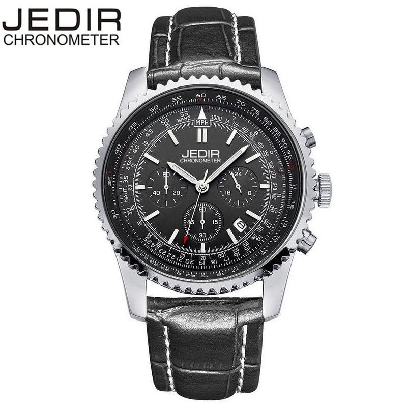 JEDIR Luxury Brand Mens Watches Military Sports Quartz Day Watch Brand clock Relogio masculino Gift Box Free Ship<br><br>Aliexpress